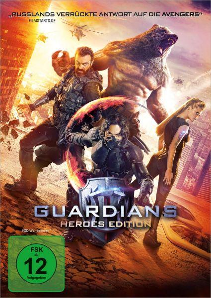 Guardians - HEROES EDITION (2 Synchronfassungen)