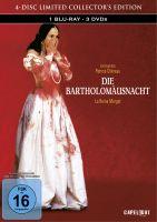 Die Bartholomäusnacht - 4-Disc Mediabook  (OUT OF PRINT)