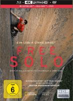 Free Solo - Mediabook (UHD + Blu-ray + DVD) (Out of Print)