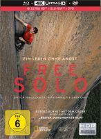 Free Solo - Mediabook (UHD + Blu-ray + DVD)