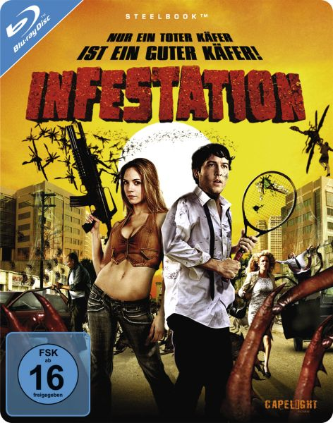 Infestation (Limited Steelbook Edition)