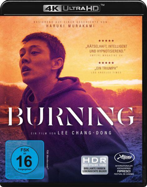 Burning (4K UHD)