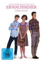 Das darf man nur als Erwachsener - Sixteen Candles - 2-Disc Limited Collector's Edition im Mediabook