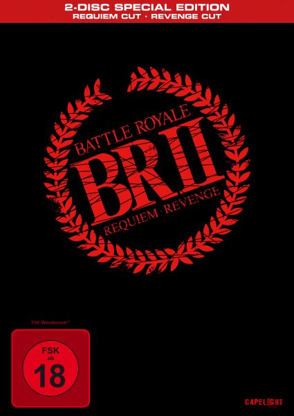 Battle Royale 2 (Requiem Cut + Revenge Cut)