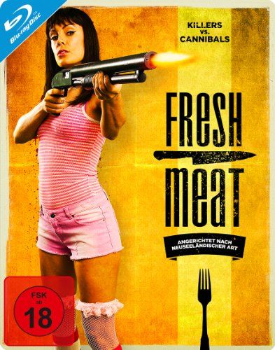 Fresh Meat (Limited SteelBook)