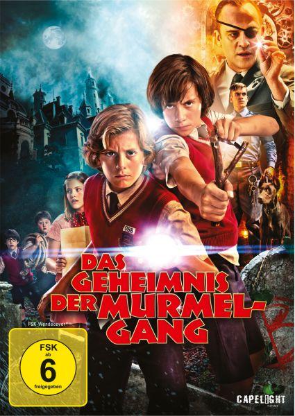 Das Geheimnis der Murmel-Gang