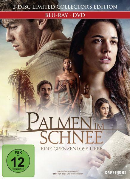 Palmen im Schnee - Eine grenzenlose Liebe (Limited Collector's Edition) Mediabook