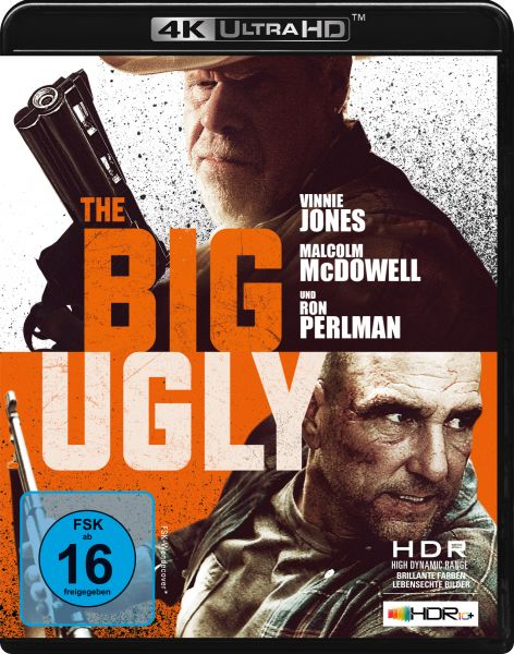 The Big Ugly (4K Ultra HD)