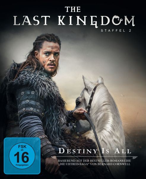 The Last Kingdom - Staffel 2 (Softbox)