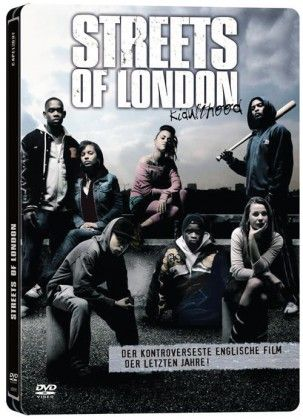 Streets Of London - Kidulthood (Steelbook) (OUT OF PRINT)