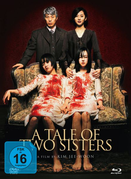 A Tale Of Two Sisters - 2-Disc Mediabook (DVD + Blu-ray)