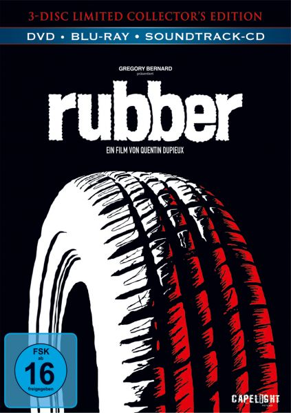 Rubber (Limited Edition Mediabook) (OUT OF PRINT)
