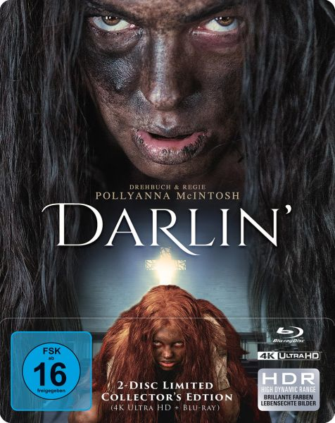Darlin' - Limited 2-Disc SteelBook (4K UHD + Blu-ray)