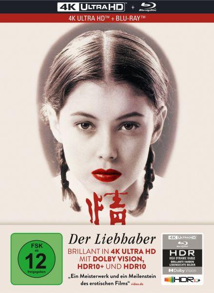 Der Liebhaber - 2-Disc Limited Collector's Edition im Mediabook (UHD-Blu-ray + Blu-ray)