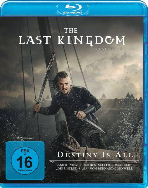 The Last Kingdom - Staffel 4 (Softbox)