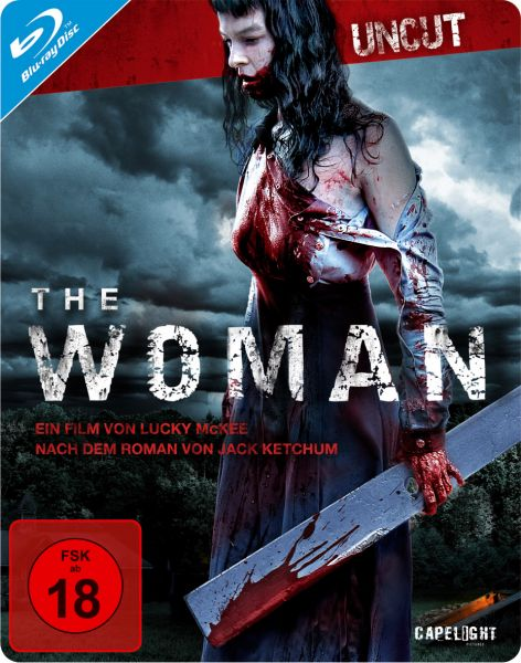 The Woman (Limited Steelbook Edition)