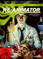 Re-Animator (3-Disc Limited Collector's Edition Mediabook) (OUT OF PRINT)