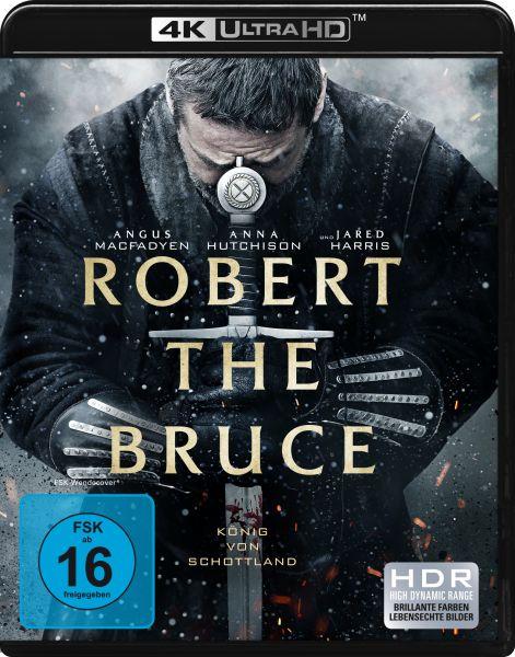 Robert the Bruce - König von Schottland (4K UHD)