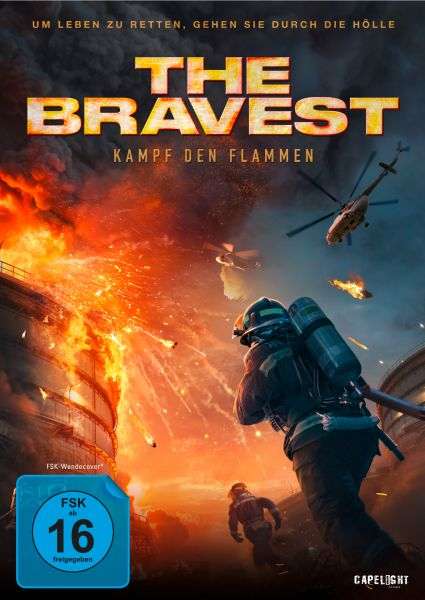 The Bravest - Kampf den Flammen