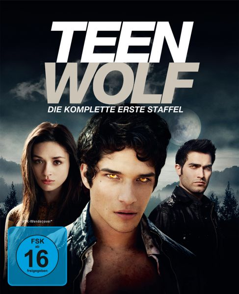 Teen Wolf - Staffel 1 (Softbox)