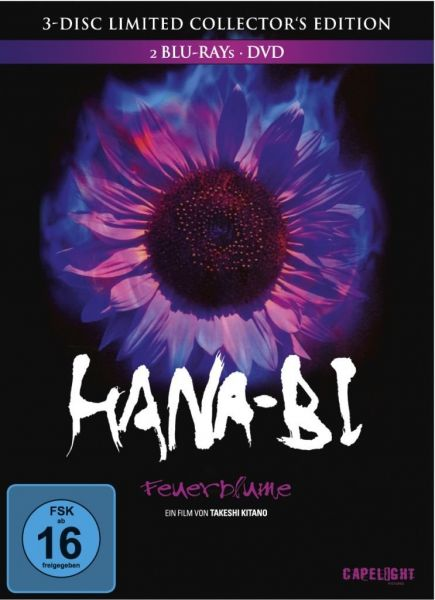 Hana-Bi - Feuerblume (Limited Collector's Edition Mediabook)