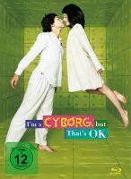I'm a Cyborg, But That's OK-  2-Disc Mediabook (Blu-ray + DVD)