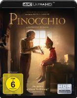 Pinocchio (4K UHD)