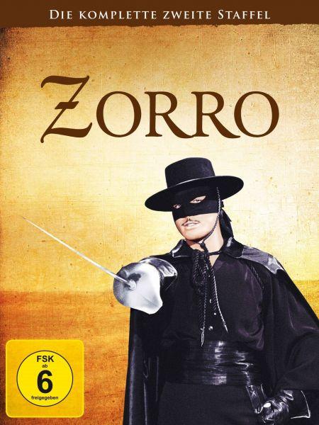 Zorro - Die komplette zweite Staffel