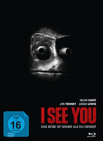 I See You - Das Böse ist näher als du denkst - 2-Disc Mediabook (Blu-ray + DVD) (OUT OF PRINT)