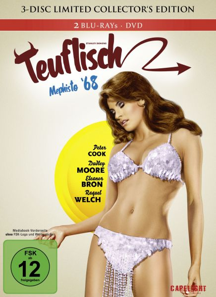 Teuflisch (Original und Remake Mediabook) (OUT OF PRINT)
