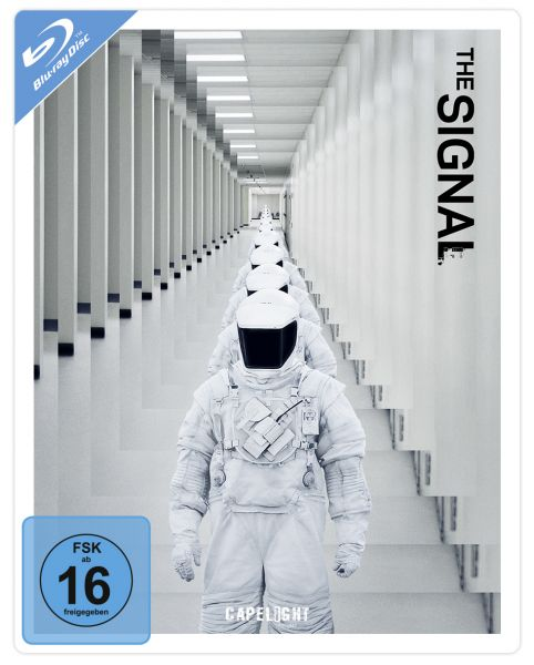 The Signal (Blu-ray Steelbook Edition)