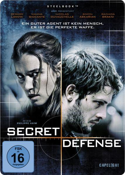 Secret Defense (Limited SteelBook Edition)