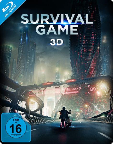 Survival Game - 3D SteelBook (inkl. 2D Fassung)