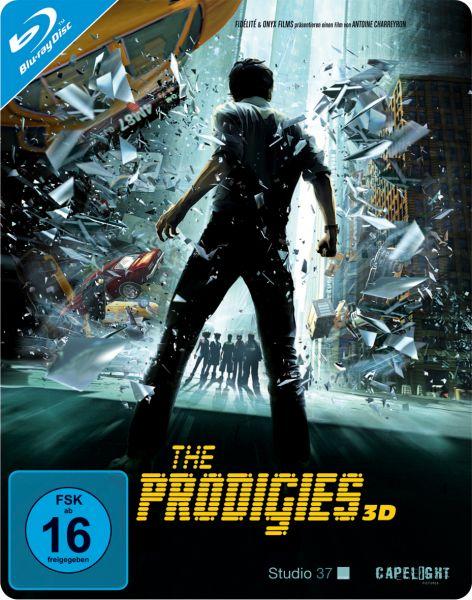 The Prodigies 3D (SteelBook)