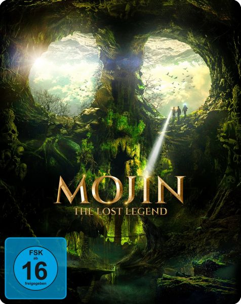 Mojin - The Lost Legend (Limited SteelBook, 2D + 3D)