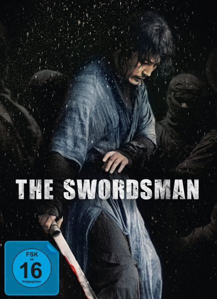 The Swordsman - 2-Disc Limited Collector's Edition im Mediabook (Blu-Ray+ DVD)