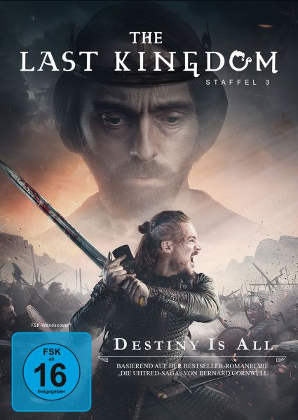 The Last Kingdom - Staffel 3 (Softbox)