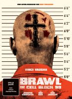 Brawl in Cell Block 99 (Uncut) - 2-Disc Mediabook (Blu-ray + DVD)