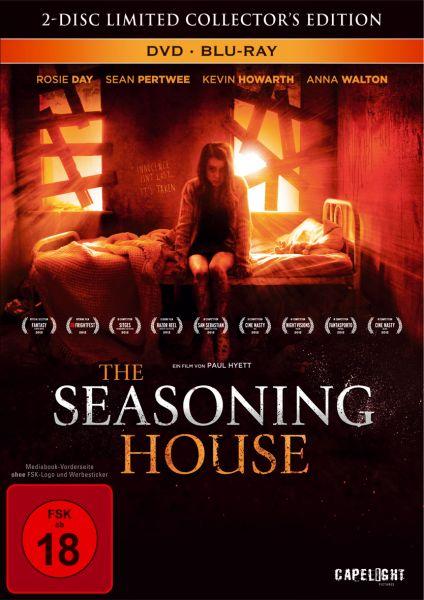 The Seasoning House (Limited Mediabook)