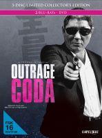 Outrage Coda - 3-Disc Mediabook (2 BD + DVD)