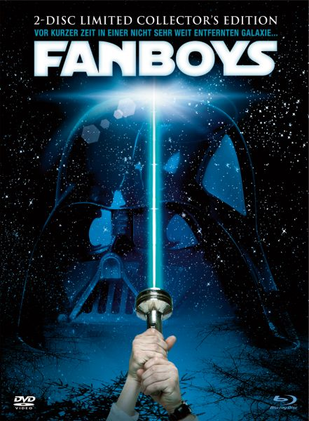 Fanboys - Limited Edition (Blu-ray + DVD Mediabook)
