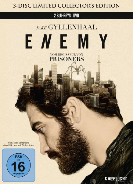 Enemy (3-Disc Limited Collector's Edition Mediabook)