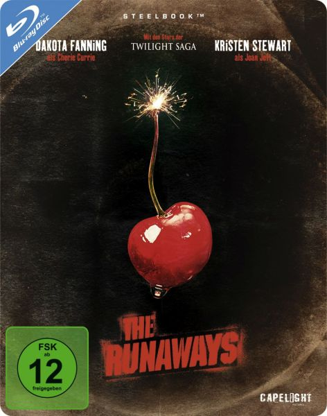 The Runaways (Limited Steelbook Edition)
