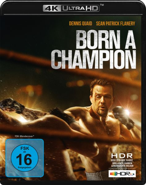 Born a Champion (4K UHD)