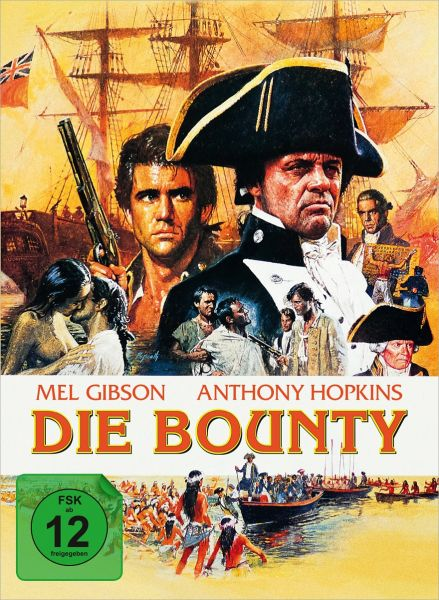 Die Bounty - 2-Disc Mediabook (Blu-ray + DVD)