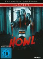 Howl (2-Disc Limited Collector's Edition Mediabook)