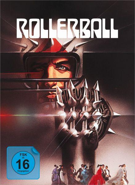 Rollerball - 3-Disc Mediabook (Blu-ray + DVD + Bonus-Blu-ray)