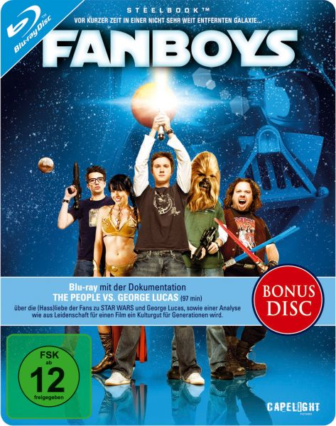 Fanboys (Limited Steelbook Edition) (OUT OF PRINT)