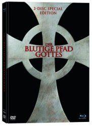 Der blutige Pfad Gottes (DVD + Blu-ray) - Mediabook (OUT OF PRINT)