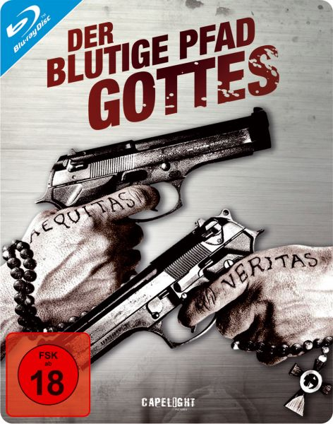Der blutige Pfad Gottes (2-Disc Limited SteelBook Edition Uncut) (OUT OF PRINT)